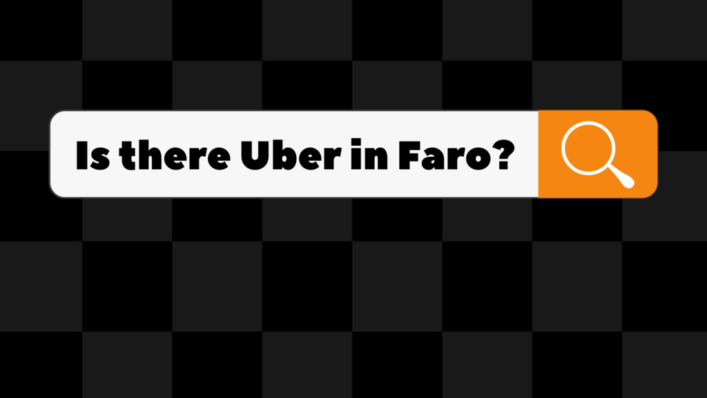 is there uber in faro