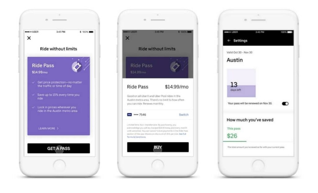 Uber Unlimited Pass (Complete Guide)   Money Saver or Money Waster?